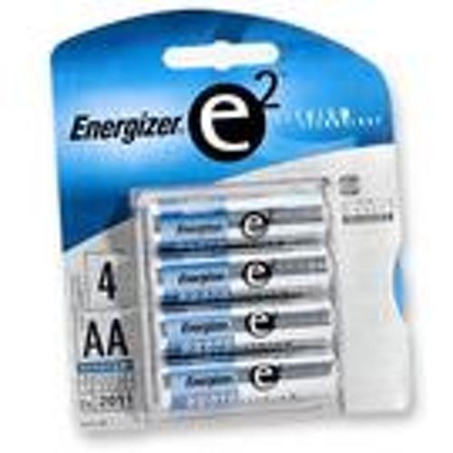 Energizer-e² Lithium (4 AA)-Piles