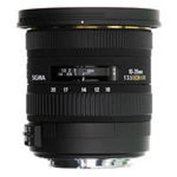 Sigma-10-20mm F3.5 EX DC HSM for Nikon-Lenses - SLR & Compact System