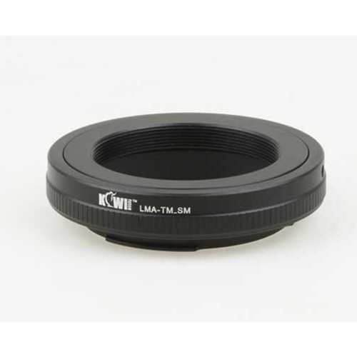 Kiwi Fotos-T Mount to Sony NEX Lens Adapter-Lens Converters & Adapters