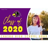 Chaska High School Graduation Banners