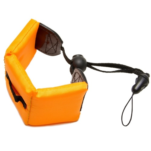 ProMaster-Floating Camera Strap - Orange #9391-Camera Straps & Vests