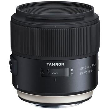 SP 35mm F1 8 Di VC Model F012 for Nikon