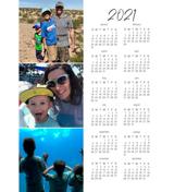 Magnetic Calendar - (21_04)