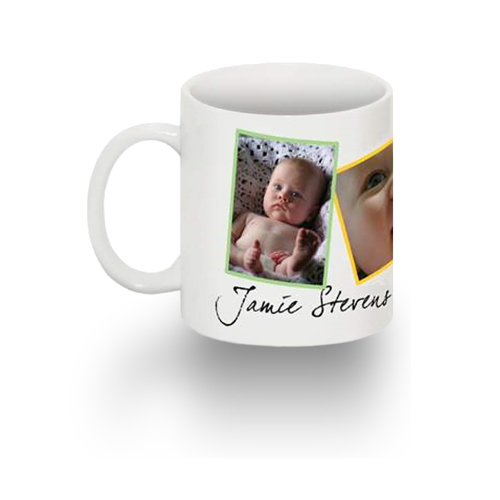 Create Your Own 11 oz Mug