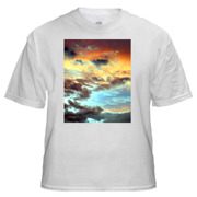 T-Shirt avec grand image vertical 8 x 10