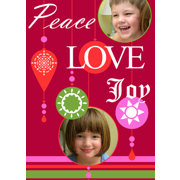 Peace, Love, Joy