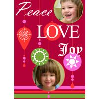 J3 Peace, Love, Joy  single