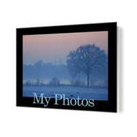 8 x 10 Soft Cover with Templates