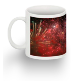 Coffee Mug with Wrap Around Image