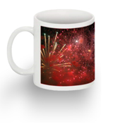 Premium 11 0z Mug with Wrap Around Image