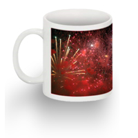 11 0z Mug with Full Wrap Around Image