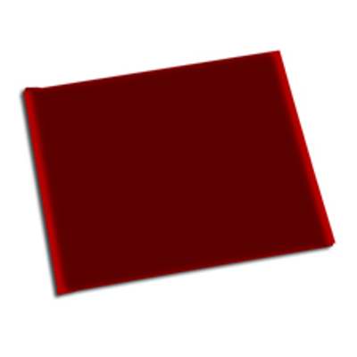 8.5 x 11 (HP) Red Cloth Photo Book