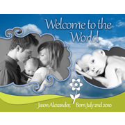 14x11 World Welcome Collage