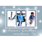 Snowy Seasons Greetings