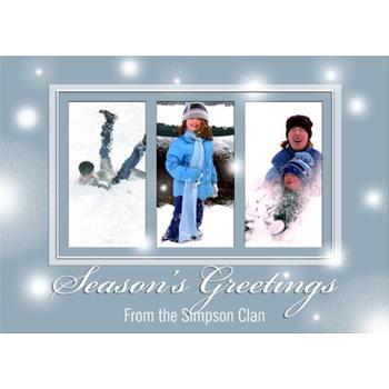 Snowy Seasons Greetings