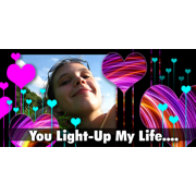 You Light Up My Life…