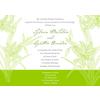 Fresh Floral - Lime