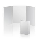 5x7 Vertical Tri-Fold Card