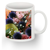 Standard 15 0z Mug with Wrap Around Image