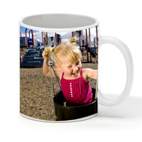 11 oz. Standard Mug (Freestyle Full Image Wrap)