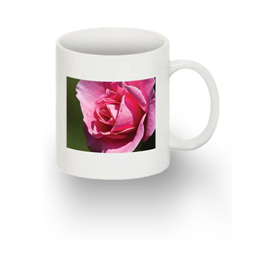 Standard Mug with 1 Image Right Hand Side