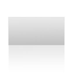 8 x 4 Flat Card (one sided)