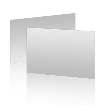 5x7 Horizontal 2 Sided Card