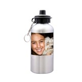 Silver Bottle 600ml