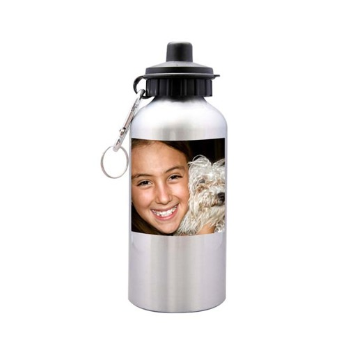Silver Bottle 600ml
