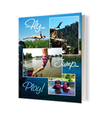 5 x 7 Hard Cover Photo Book