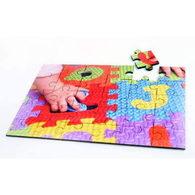 30 piece jigsaw  Wood - horizontal