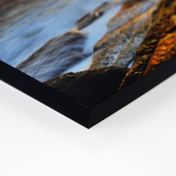 "10 x 10"" 20mm Art Mount with Black Edge"