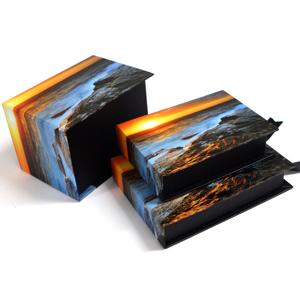 "4 x 6"" Horizontal Presentation Box - Fits 400 Photos"