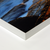 "12 x 18"" 20mm Horizontal Art Mount with White Edge"