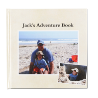 8 x 8 Custom Hardcover Photo Book