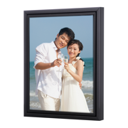 24 x 36 Framed Gallery-Wrapped Canvas