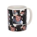 11 oz Tiled Photo Mug