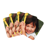 Photo Coasters, Set of 4