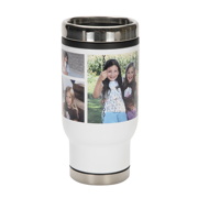 14 oz. Collage Stainless Steel Tumbler