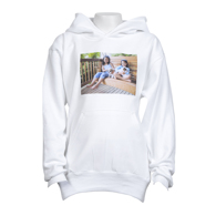 Hooded Sweatshirt Youth - Large