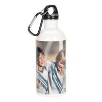 Aluminum Photo Water Bottle, 600 ML
