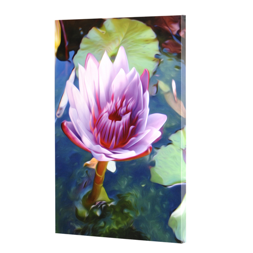 20 x 30 Brushstroke Gallery-Wrapped Canvas