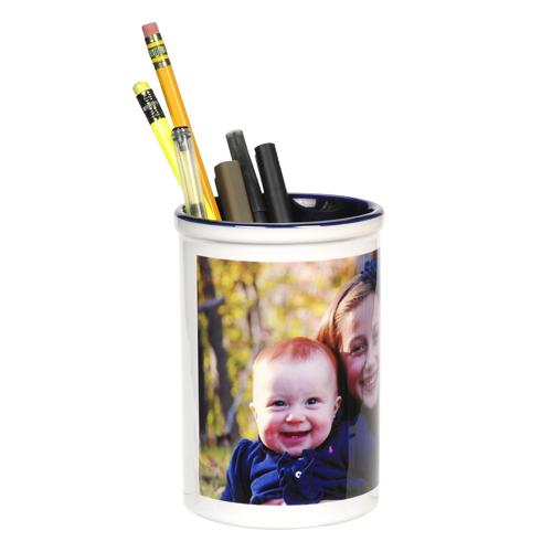 Photo Pencil Cup
