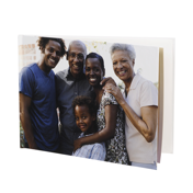 8.5 x 11.5 Custom Hardcover Photo Book