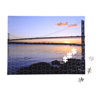11 x 14 Premium Photo Puzzle - Glossy