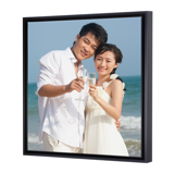 20 x 24 Framed Gallery-Wrapped Canvas