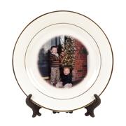 Ceramic Photo Plate