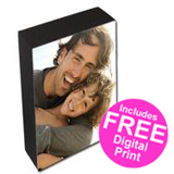 8x10'' Black Photoblock