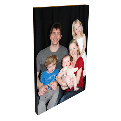 8x12 Photo Block - Portrait
