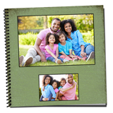 12x12 Spiral Bound Photo Book